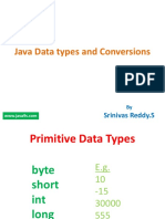 Java-Data-types-and-Conversions