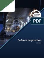 Defence acquisition