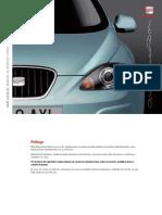 manual de usuario SEAT Altea