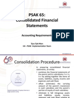 PSAK 65 Accounting Requirements