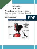 Curso Conserto e Manutenção de Ventiladores Domésticos