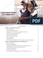 Briefing Book_Curriculum Design and Assessment