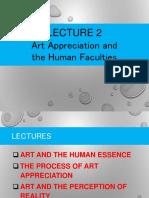 MODULE 2 Art _ Human Faculties.pptx