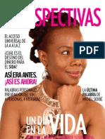 Perspectivas del ONUSIDA 2010