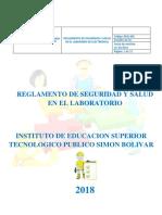 INSTITUTO DE EDUCACION SUPERIOR TECNOLOGICO SIMON BOLIVAR
