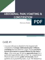 ABDOMINAL PAIN,VOMITING & CONSTIPATION.pptx