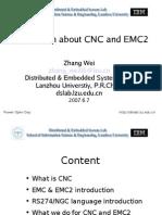CNC Introduction - CNC