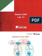 Desafio 3.5 OSPF CCNP1