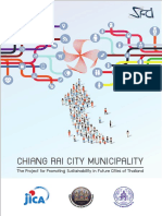 Brochure of Chiang Rai City Municipality
