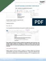 Tutorial Para Editar Funciones y Graficarlas
