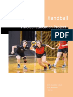 Handball-Project