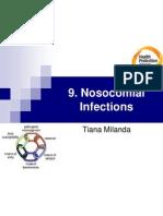 9. Infeksi Nosokomial