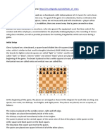 Rules of Chess