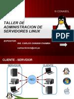 Taller Servidores Linux - III CONASOL Talara.