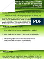 INTERNET ACCESSIBILITY TOWARDS ACADEMIC PERFOMANCE IN SENIOR HIGH SCHOOL STUDENTS.pptx