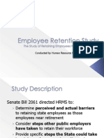 Project on Employee Retention