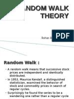 Random Walk Theory Final Ppt
