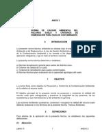 LIBRO VI Anexo 2 limites permsibles