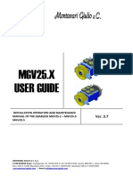 Manuale_MGV25_ENG_vs3_7 MOTOR