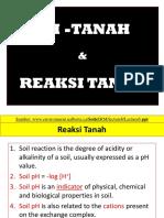 DASAR-ILMU-TANAH-REAKSI-KEMASAMAN-TANAH-DAN-pH