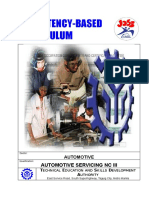 CBC - Automotive Servicing NC III.doc