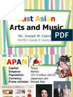 East Asian Art (Japan Arts and Music) (1).ppt · version 1