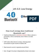 BluetoothLowEnergy