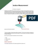 Turbine supervisory system TSI
