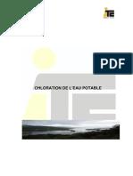 Article Chloration Eau Potable FR