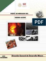 perfil hierro y el acero 2018  t