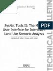 SysNet Tools II
