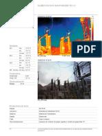 Reporte Termografico FLIR T620 - SE. SANTANDER 50 KV