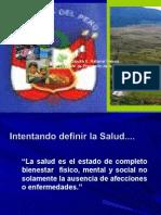 Promociòn de la Salud  2010