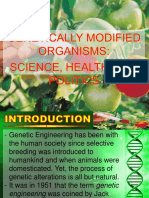 GENETICALLY MODIFIED ORGANISM