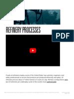 API   Refinery Processes