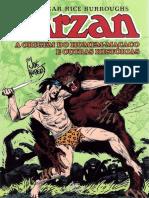Tarzan e a sua origem