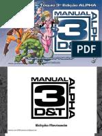 3D&T Alpha Manual