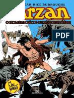 Tarzan e o Homem Leão