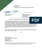 2020-01-23 NCAE Press Statement - No Strike Action