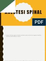 Anestesi spinal eva.pptx