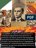 PH-History_Group-1_Paghirang-kay-Supremo-bilang-Hari