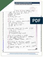 DGCA Module 10 session April 2019