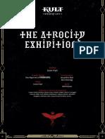 KULT_ Divinity Lost - Quickplay Scenario - The Atrocity Exhibition.pdf