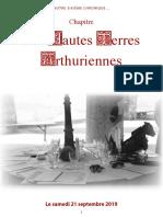 Ordre international des chevaliers et dames de la Table Ronde, branche des Hautes terres arthuriennes, chronique