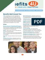 2010 Benefits Summary Ericsson Services