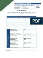 OP-SSO-PETS-047-19 (REPARACION DE LAS MESAS ESTRUCTURALES DE LA FAJA 1 )