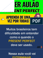 AULAO PRESENT PERFECT INGLES MINUTO