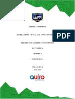 Matemática 1BGU M09-Q1P2 - Contenido