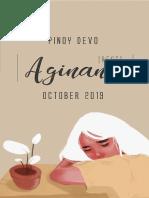 Aginana (Ilokano term for Rest) — October 2019 — Portrait.pdf
