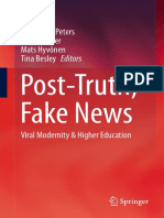 Michael A. Peters, Sharon Rider, Mats Hyvönen, Tina Besley - Post-Truth, Fake News_ Viral Modernity & Higher Education-Springer (2018).pdf